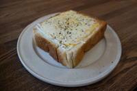 コーヒーと時間のお店 tarpさんでチーズトースト - *のんびりLife*