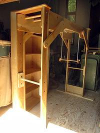 レンタルうんていNタイプW1800×H1800×D1140No.1631 - MIKI Kota STYLE by Art Furniture Gallery