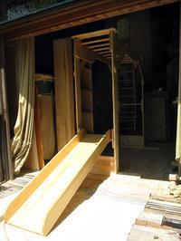 うんていNタイプW1800×H1800×D1140滑り台No.1632 - MIKI Kota STYLE by Art Furniture Gallery