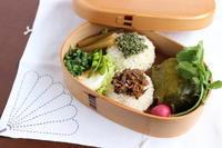 今週のお弁当 ~春の恵みを楽しむ~ - キラキラのある日々