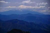 富士山柳沢峠にて - 風の香に誘われて 風景のふぉと缶