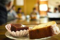 移動喫茶でんでん虫・・・ハツモノと激しいスコール! - 朽木小川より 「itiのデジカメ日記」 高島市の奥山・針畑からフォトエッセイ