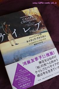 文化の汽水域 * ハーバードのネイティブ・アメリカン - cozy little nook vol.2