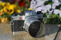 ドイツライバル会社のコラボカメラ - ベルリンに思いを馳せて