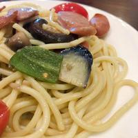 「パンコントマテ」自由が丘。ランチサービスはスパゲティ大盛りで大満足。 - あれも食べたい、これも食べたい!EX