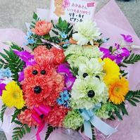 母の日のお花 - ニューファンドランド RIKIがゆく