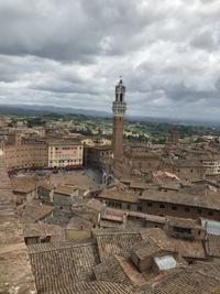 見晴台&ドゥオモへ@シエナ(後編) - フィレンツェのガイド なぎさの便り