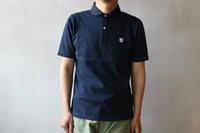 第4474回お休みとネイビーとブラックのポロシャツ。 - NEEDLE&THREAD Meji/NO.3