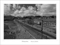 小海線 - Minnenfoto