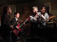 最近のバンド活動 - 林道部のピアノマン
