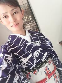 浴衣を新調するなら、アイロン要らずの新素材がお勧めかもしれません。 - 寿司陽子