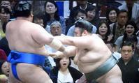 貴景勝2連勝大相撲夏場所 - 東金、折々の風景