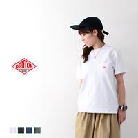 DANTON [ダントン] W's 空紡天竺 POCKET T SOLID [JD-9041] ポケットTシャツ・コットンTシャツ・無地・LADY'S - refalt blog
