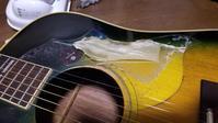 Pearl PF-250 リフィニッシュの準備をと。。。 - Yellow-Bird Blog