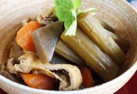 ■季節料理【秋田蕗の煮付け】 - 「料理と趣味の部屋」