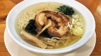 新宿めんや風花天然塩らーめん - 拉麺BLUES