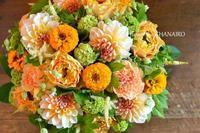 母の日ありがとうございました! - 花色~あなたの好きなお花屋さんになりたい~