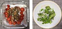 しらすサラダが美味しい季節です。 - おひとりさまの「夕ごはん」