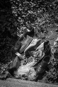 謎を呼ぶ靴 - Silver Oblivion