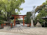 5月の京都旅  城南宮 - ほろ酔いにて