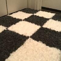 しろくろしろくろ - 空飛ぶ絨毯