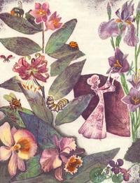 Н. Казанцевой画の「おやゆびひめ」 - Books