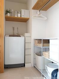 洗濯槽の掃除をラクにする100均アイテム - シンプルで心地いい暮らし