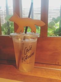 かわいいカフェで一服しました。 - Bouquets_ryoko