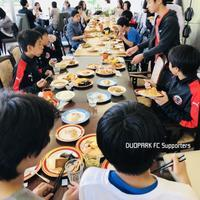 【U-13 サポ会】ランチサミット May 12, 2019 - DUOPARK FC Supporters