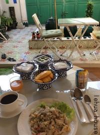 素敵な日曜日の朝ごはん!Wホームバンコク   ベトナム→カンボジア→タイ南部横断の旅2017.1 - Hawaiian LomiLomi サロン  華(レフア)邸
