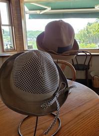 今日の空飛ぶ帽子店 - 空飛ぶ帽子店
