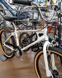 カッコいいパパチャリ - 滝川自転車店