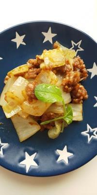 新玉ねぎ豚 - 料理研究家ブログ行長万里  日本全国 美味しい話