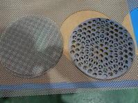 網と多穴板 - ステンレスクリーンカットのレーザーテック