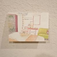 manmiさんの水彩画教室 - ~しなやかに心地よく~あづみのリラックスサロンharum