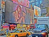 ニューヨーク (16)   タイムズスクエア - 6 - 多分駄文のオジサン旅日記 2.0