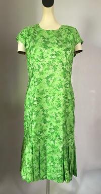 タイシルクのワンピース - 私のドレスメイキング