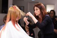 vol.116「吉川智美の仕事」 - Monthly Live    営業後の美容室での美容師による単独ライブ