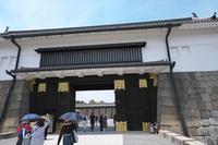 二条城:京都旅行(2019/05/12) - まるさん徒歩PHOTO 4:SLやまぐち号・山風景など…。 (2018.10.9~)