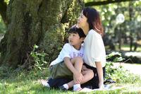 家族写真 - 家族写真カメラマンはなちゃんの、幸せな花の咲かせ方