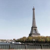 エッフェル塔がイイ感じに… - オセロブログ in PARIS
