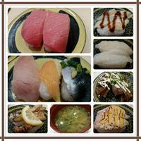 オットとはま寿司に・・・♪(≧▽≦) - コグマの気持ち