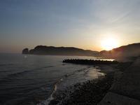 風光り海も光りし日本海 - 清治の花便り