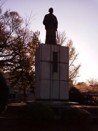 福井でふっくら⑥。~橋本左内公園~ - 馬耳Tong Poo