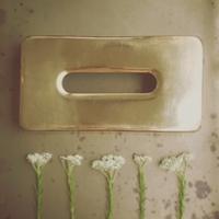 真鍮のペーパーケースとバンクアンポシェット - 雑貨店PiPPi