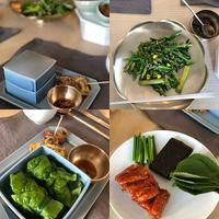 春のクラスのお料理・・・全て - 今日も食べようキムチっ子クラブ (料理研究家 結城奈佳の韓国料理教室)
