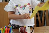 望遠鏡あそび - 大阪府池田市 幼児造形教室「はるいろクレヨンのブログ」