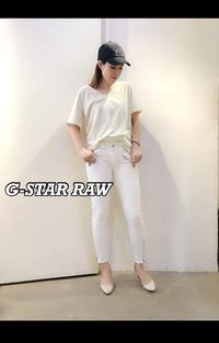 G-STAR RAW新作Tシャツ入荷です。 - UNIQUE SECOND BLOG