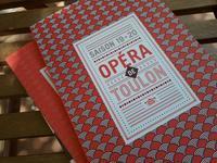 2019年度のトゥーロン・オペラ座プログラム - 南仏、青い空の下で暮らす