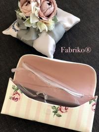 ご愛用者さまへ朗報です♡ - Fabrikoのカルトナージュ ~神戸のアトリエ~